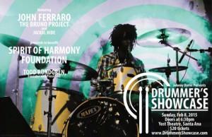 DrummerShowcase425